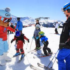 Sciare in famiglia