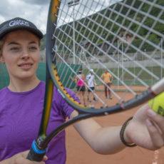 Attività sport con palla
