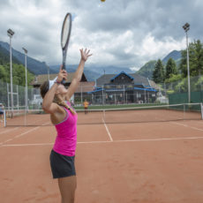 Tennis e minigolf
