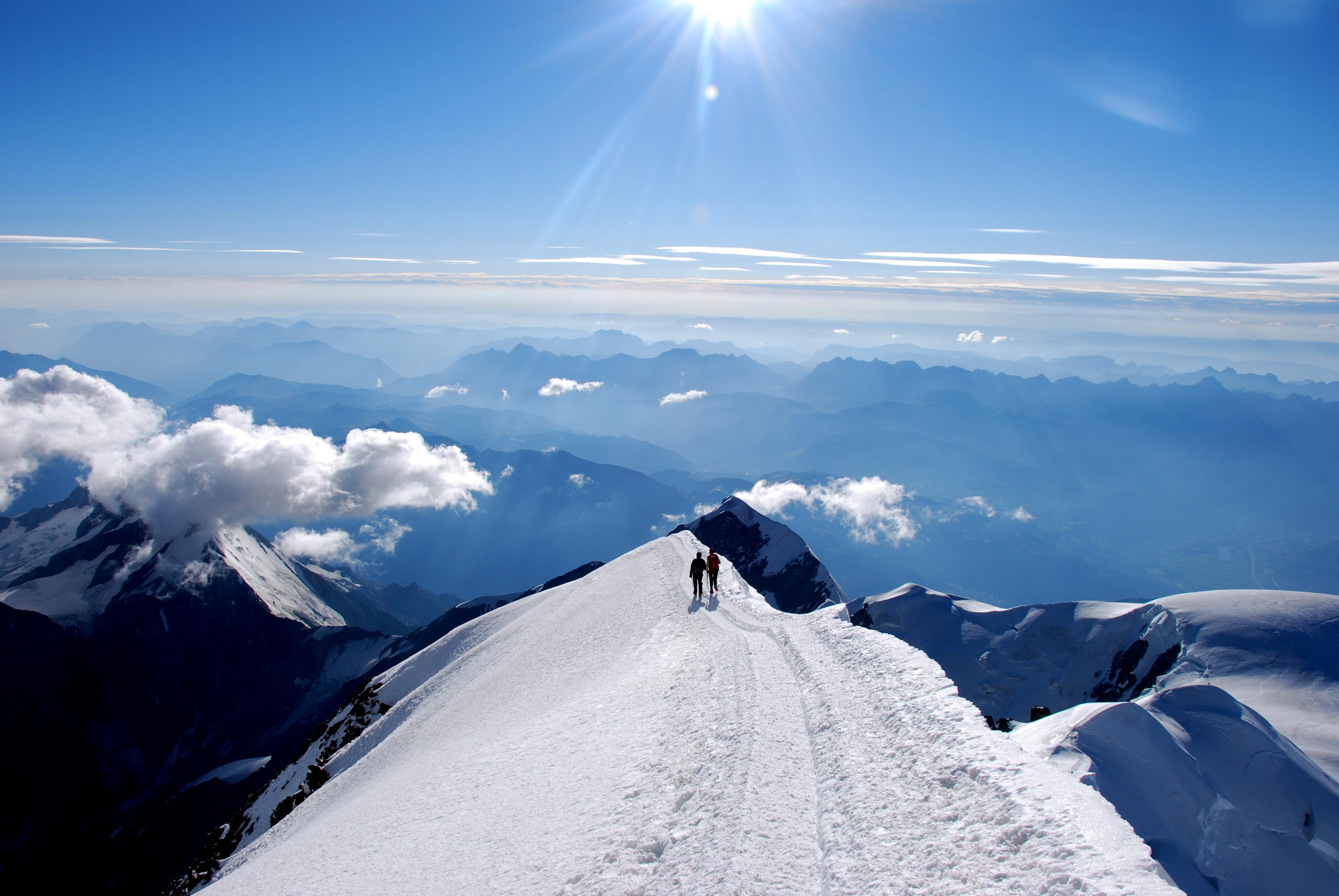 Attività di alpinismo