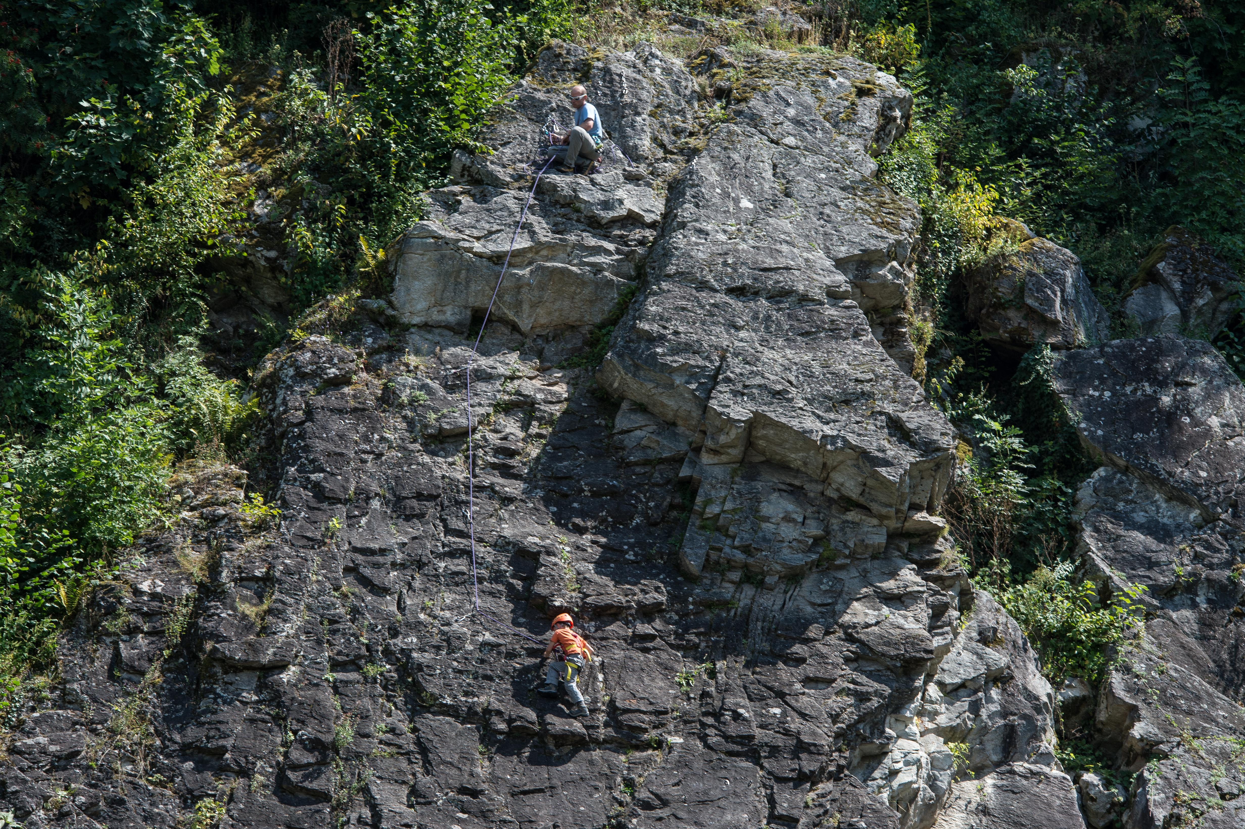 Attività d'arrampicata