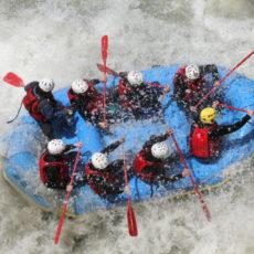 attività fluviali