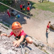 arrampicata - junior